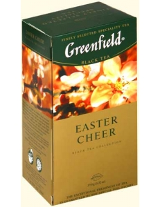 Фото Чай Greenfield Easter Cheer с вербеной, 25*1,5г