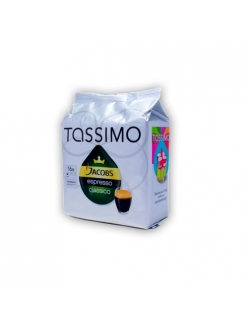 Кофе Jacobs Tassimo Monarch Эспрессо Рит, 118,4г